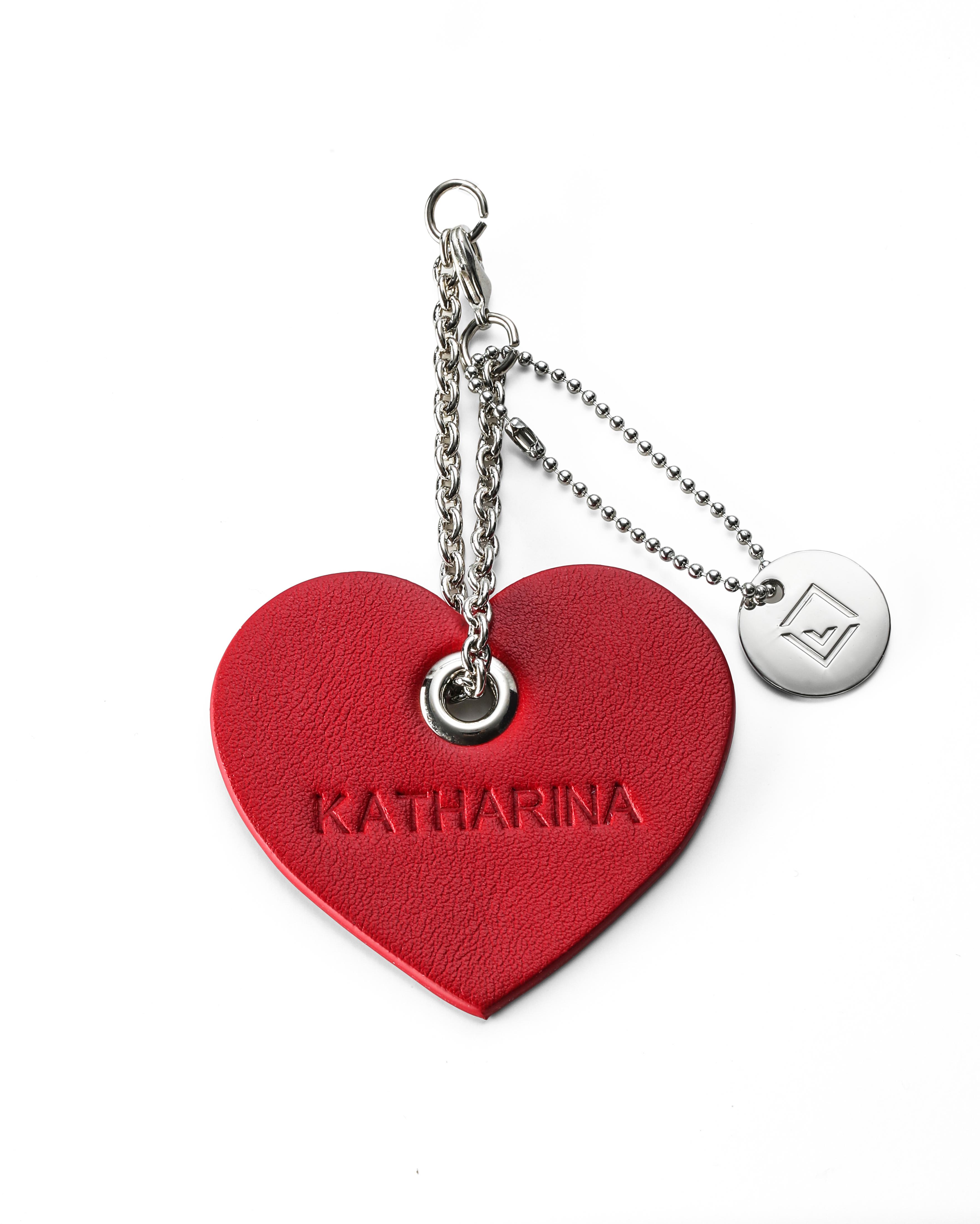 Bag Charm LALELA HEART                      Image
